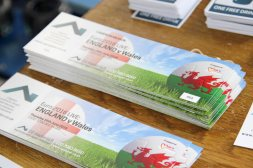 Personalised Football Tickets - England v Wales, Euro 2016 Event