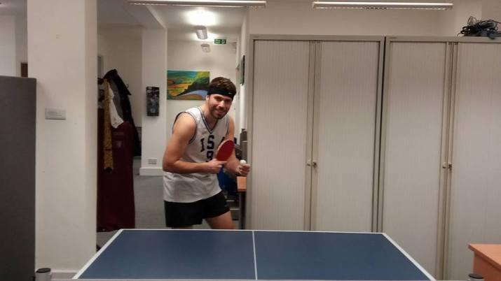 simon masters ping pong